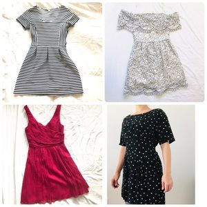 4 dress bundle Size 4 or Small
